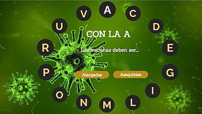 Imagen del rosco de las vacunas