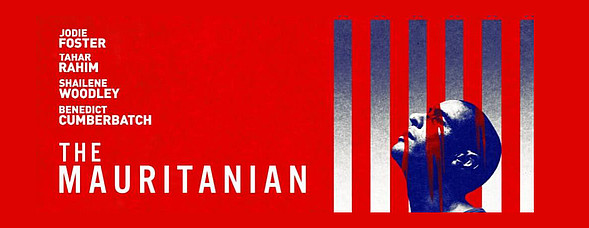Cartel de la película The Mauritanian