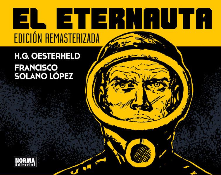 Portada de El Eternauta ©Norma Editorial